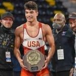 Woodward's Singleton wins Team USA spot in Junior World Championships